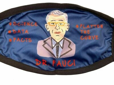 Maggie Stern Fauci Mask