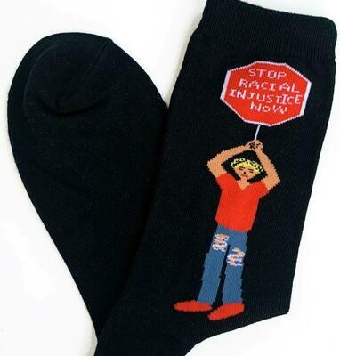 Maggie Stern Justice Now Socks