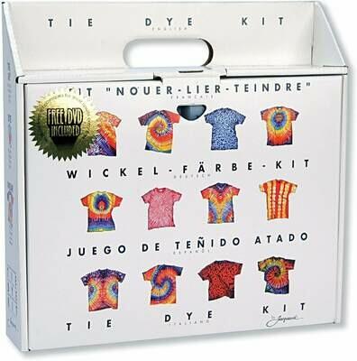 Jacquard Lrg Tie Dye Kit