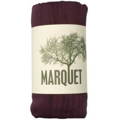 Marquet Merlot Silk/Cotton Binh Minh Shawl