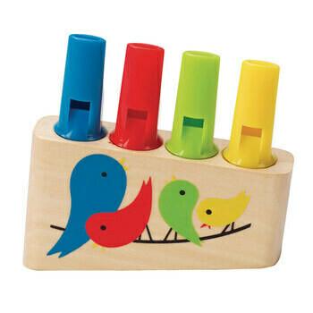Rainbow Pan Flute - Hape