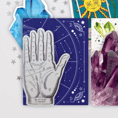 The Future is Yours Zodiac Connecting Notebook Set