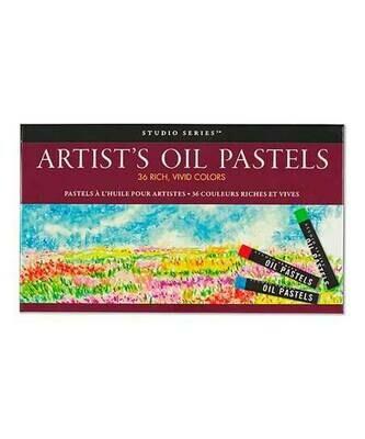 PPP Studio Series Artist's Oil Pastels