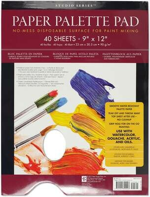 PPP Studio Series Paper Palette Pad
