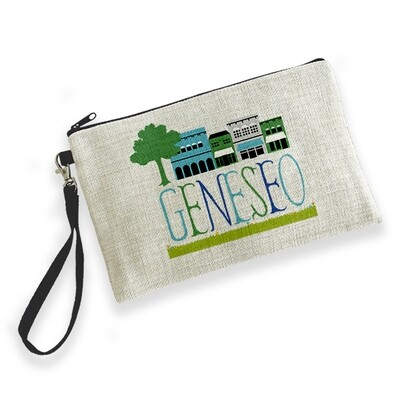 RSP My Town Geneseo Canvas Pouch