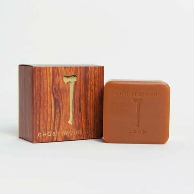 Kalastyle The Cedarwood Soap