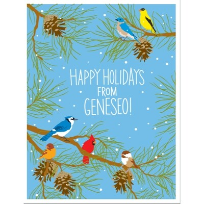 Happy Holidays From Geneseo! (Boxed Set 8)