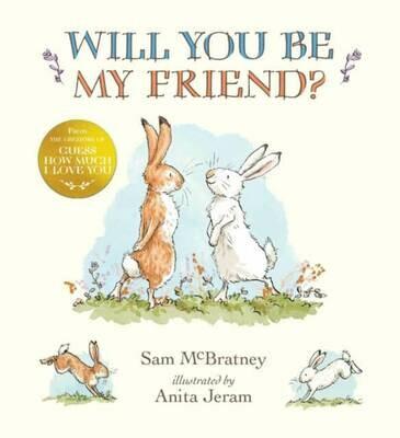 Will You Be My Friend? - McBratney - HC