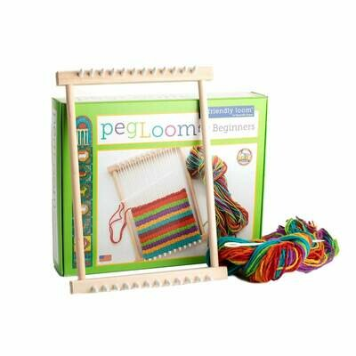 Peg Loom: for Beginners