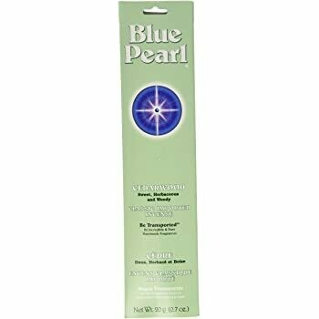 Blue Pearl Cedarwood Incense