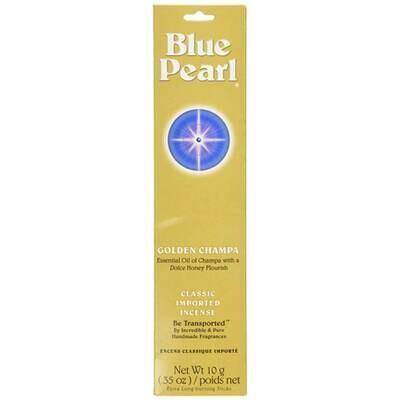 Blue Pearl Golden Champa 10G