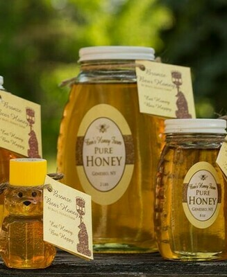 Local Honey 2lbs