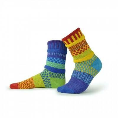 Solmate Socks L Rainbow