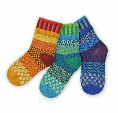 Solmate Socks S Kids Prism