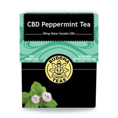 Organic CBD Mint Tea