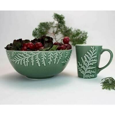Wintergrove Serving Bowl
