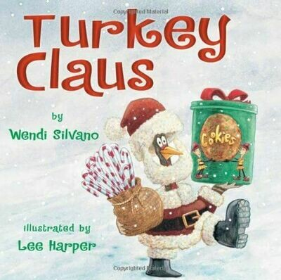 Turkey Claus - GIVING TREE