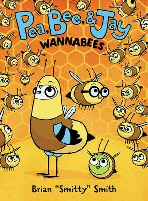 Pea, Bee, & Jay #2: Wannabees - GIVING TREE