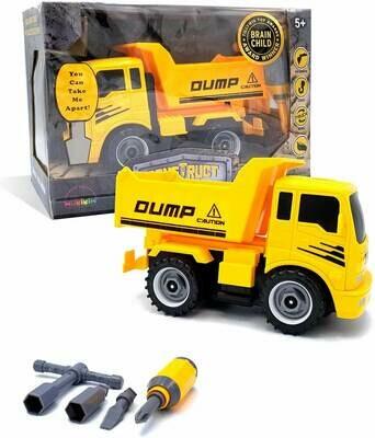 Construct-A-Truck Dump Truck