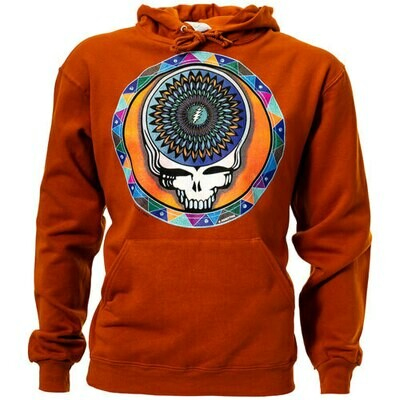 Steal Your Feather L Hoodie - Sundog