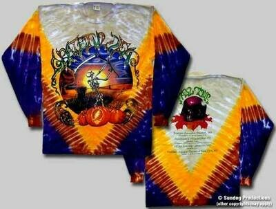 GD Harvester M Long Sleeve Shirt - Sundog