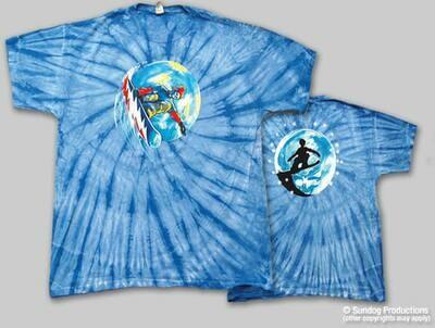 Grateful Shred L T-Shirt - Sundog