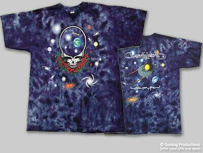 Space Face Grateful Dead S T-Shirt - Sundog