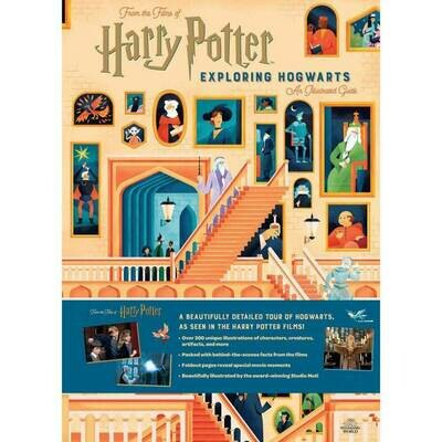 From the Films of Harry Potter: Exploring Hogwarts - HC