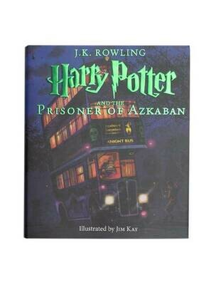 Harry Potter and the Prisoner of Azkaban Illustrated - Rowling - Young Adult