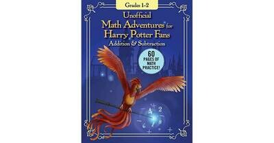 Unofficial Math Adventures for Harry Potter Fans: Addition & Subtraction, Grades 1-2 - Brack - PB