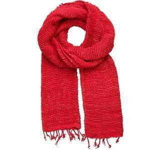 Marquet Coral Free Weave Scarf