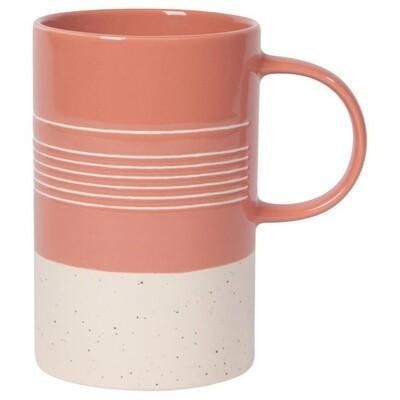 Clay Etch Mug