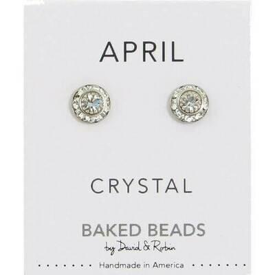 E818D April BB Earrings