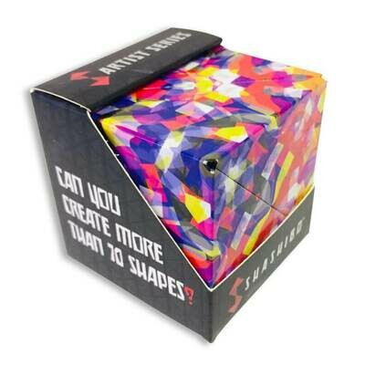 Shashibo Cube - Confetti