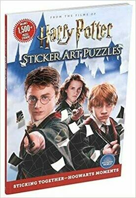 Harry Potter Sticker Art Puzzles - PB