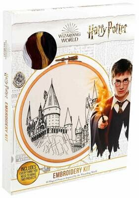 Wizarding World Harry Potter-Embroidery Kit