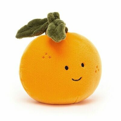 Jellycat Fabulous Fruit Orange