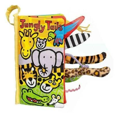 Jellycat Jungly Tails - Jellycat - BB