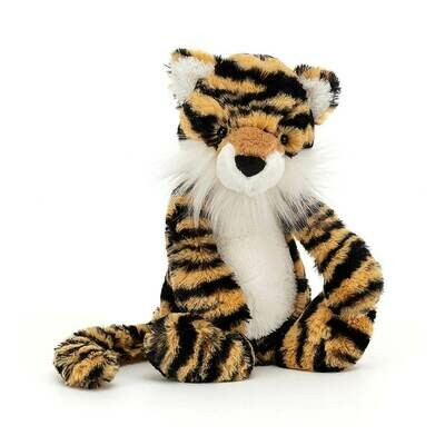 Jellycat Bashful Tiger Med