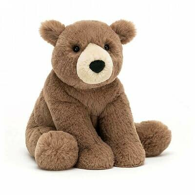 Jellycat Woody Bear Small