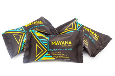 Mini Kitchen Sink Bar - Mayana Chocolate