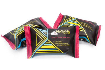 Mini Cloud 9 Bar - Mayana Chocolate