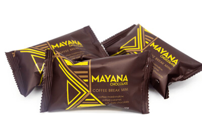 Mini Coffee Break Bar - Mayana Chocolate