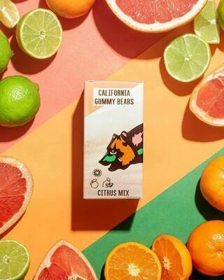 Citrus Mix California Gummy Bears