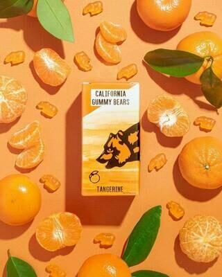 Tangerine California Gummy Bears