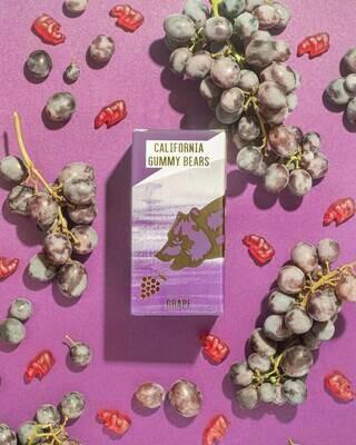 Grape California Gummy Bears