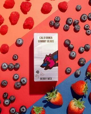 Berry Mix California Gummy Bears