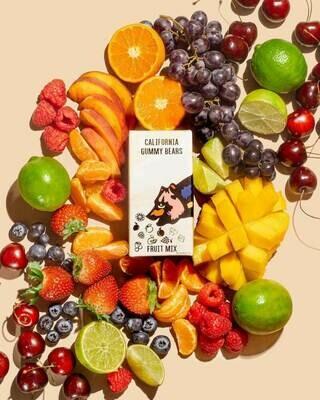 Fruit Mix California Gummy Bears