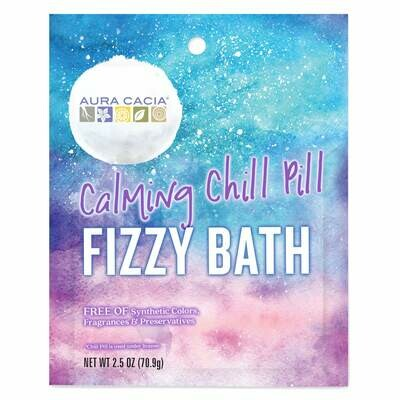 Calming Chill Pill Fizzy Bath