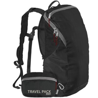 Chico Bag rePETe Jet Black Travel Pack